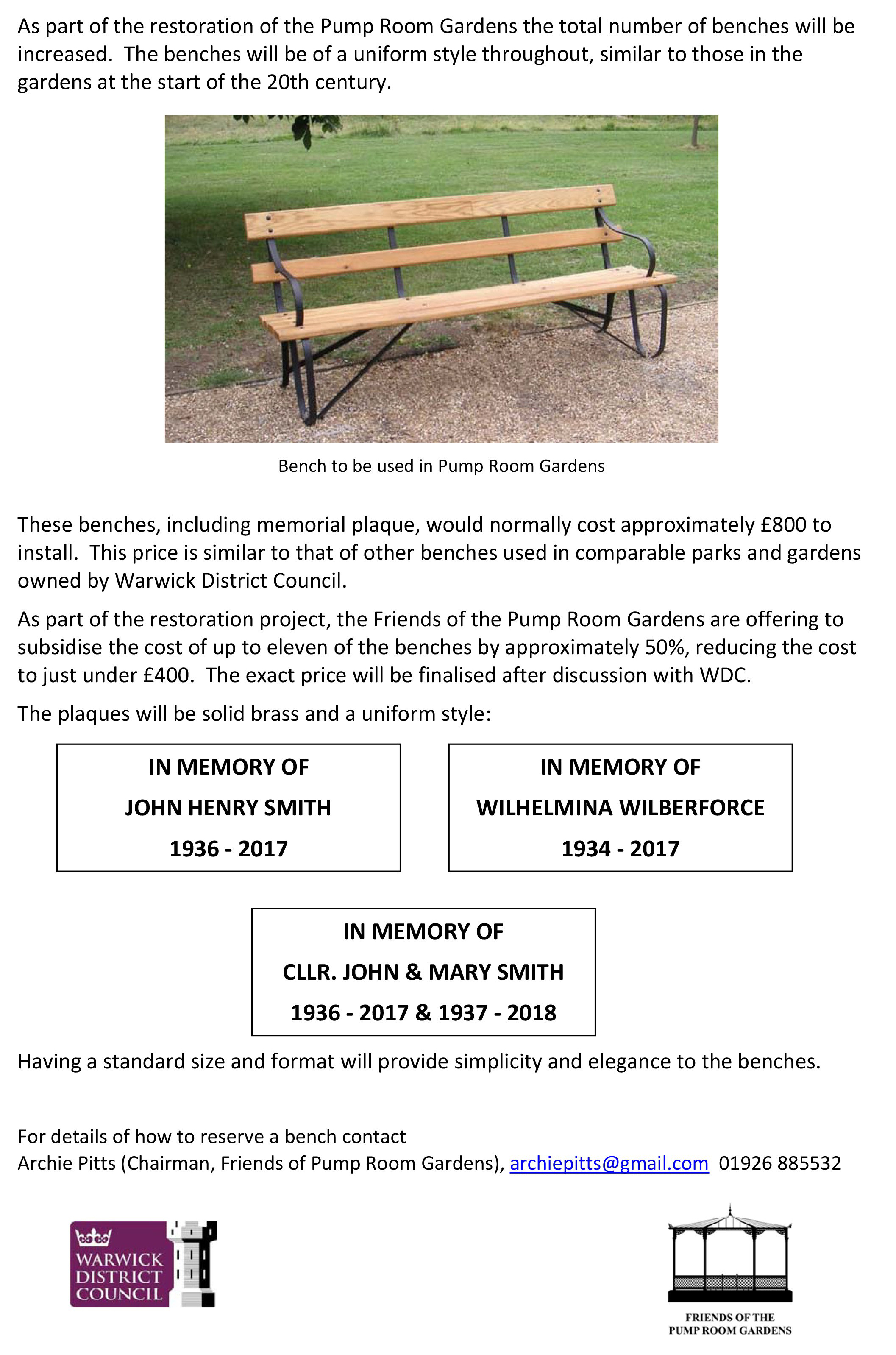 Microsoft Word - Memorial benches in PRG.doc
